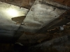 poor-condition-asbestos-board-ceiling-panels-to-old-cellar