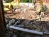 exposed-asbestos-paper-pipe-lagging-during-demolition-process